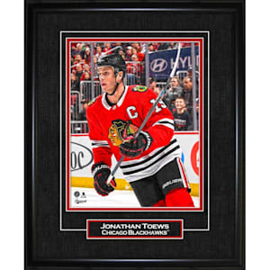 Frameworth Chicago Blackhawks 8x10 Player Frame - Jonathan Toews