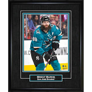 Frameworth San Jose Sharks 8x10 Player Frame - Brent Burns