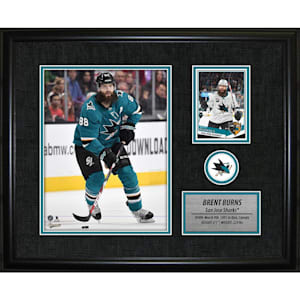 Frameworth San Jose Sharks Photocard Frame - Brent Burns