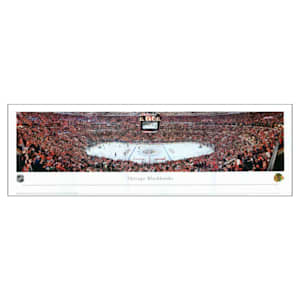 Frameworth Chicago Blackhawks Panoramic Picture