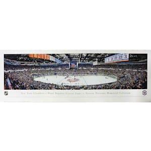 Frameworth New York Islanders Panoramic Picture