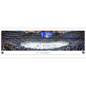 Frameworth New York Rangers Panoramic Picture