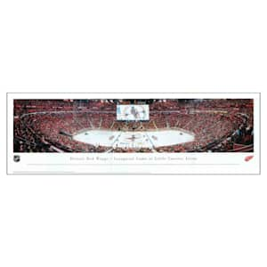 Frameworth Detroit Red Wings Panoramic Picture