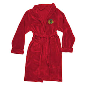 Chicago Blackhawks Silk Touch Robe