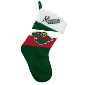 Minnesota Wild Holiday Stocking