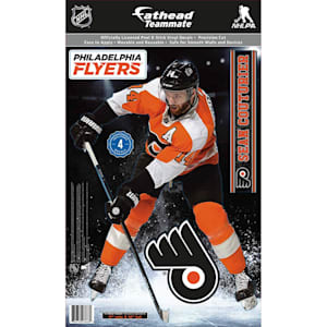 Fathead NHL Teammate Philadelphia Flyers Sean Couturier Wall Decal
