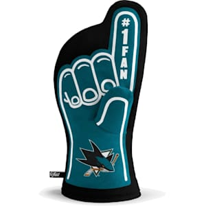 YouTheFan #1 Oven Mitt- San Jose Sharks