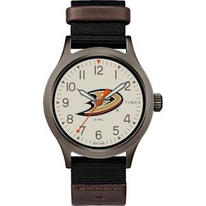 Anaheim Ducks Timex Clutch Watch - Adult