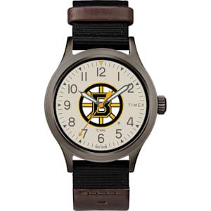 Boston Bruins Timex Clutch Watch - Adult