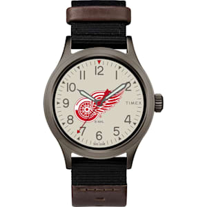 Detroit Red Wings Timex Clutch Watch - Adult
