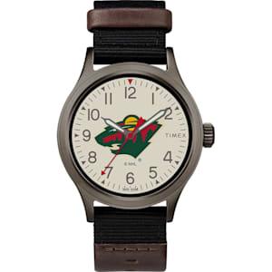 Minnesota Wild Timex Clutch Watch - Adult