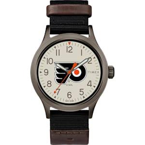 Philadelphia Flyers Timex Clutch Watch - Adult