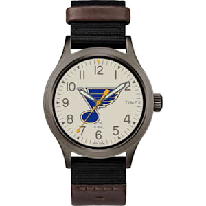 St. Louis Blues Timex Clutch Watch - Adult