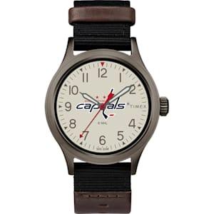 Washington Capitals Timex Clutch Watch - Adult