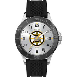 Boston Bruins Timex Gamer Watch - Adult