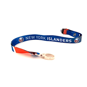 New York Islanders Sublimated Lanyard