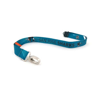 San Jose Sharks Sublimated Lanyard