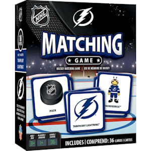 MasterPieces Matching Game- Tampa Bay Lightning
