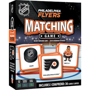 MasterPieces Matching Game- Philadelphia Flyers