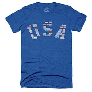 Streaker Sports Herb Speech USA Miracle T-Shirt - Adult