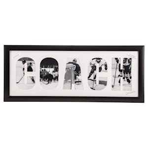 """Painted Pastimes """"COACH"""" Personalized Matted Frame"""