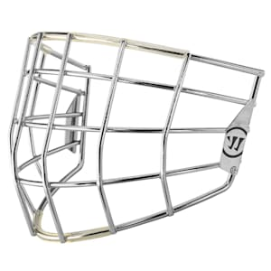 Warrior Ritual F1 Certified Straight Bar Goalie Cage