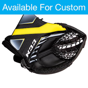 CCM Custom Axis Pro Goalie Glove - Intermediate