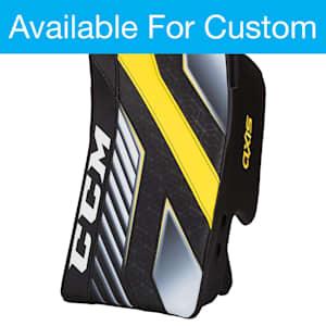 CCM Custom Axis Pro Goalie Blocker - Intermediate