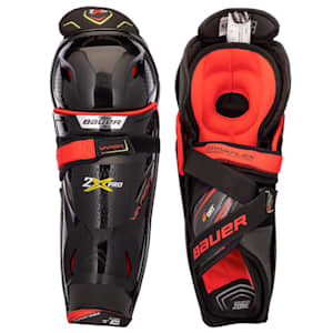 Bauer Vapor 2X Pro Hockey Shin Guards - Senior