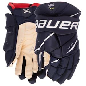 Bauer Vapor 2X Hockey Gloves - Junior