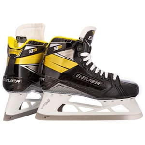 Bauer Supreme 3S Ice Hockey Goalie Skates - Senior