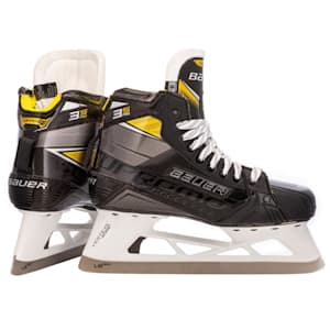 Bauer Supreme 3S Pro Ice Hockey Goalie Skates - Intermediate