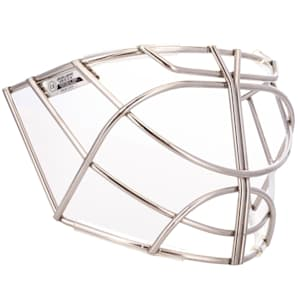 Bauer Profile Non-Certified Cat Eye Goal Cage - Senior