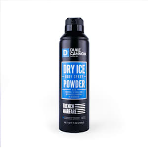 Duke Cannon Dry Ice Body Spray Powder