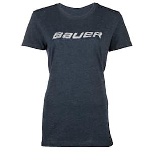 Bauer Graphic Short Sleeve Crew Tee Shirt - Womens