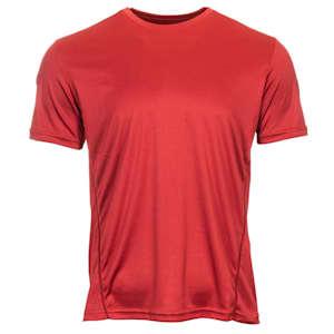 Bauer Vapor Tech Tee Shirt - Adult