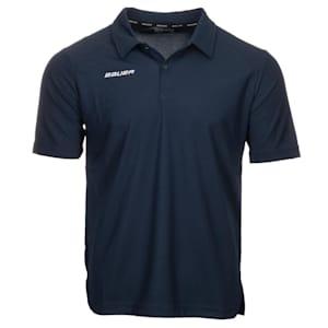 Bauer Vapor Team Pique Polo Shirt - Adult