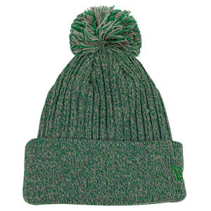 Bauer New Era Cuffed Pom Knit Hat - Adult