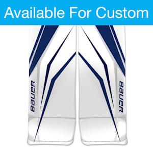 Bauer Digi-Print Custom Supreme Ultrasonic Goalie Leg Pads - Senior