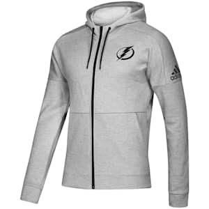 Adidas Tampa Bay Lightning Stadium Full Zip Hoody - Adult
