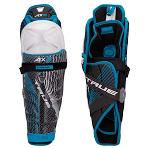 TRUE AX9 Hockey Shin Guards - Junior