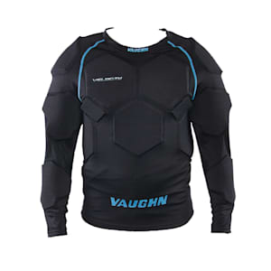 Vaughn Velocity V9 Padded Goalie Shirt - Senior
