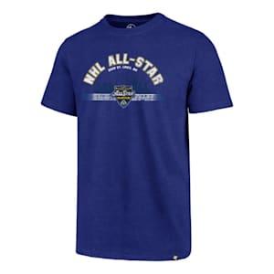 47 Brand 2020 NHL All Star Game Knockaround Club Tee Shirt - Adult