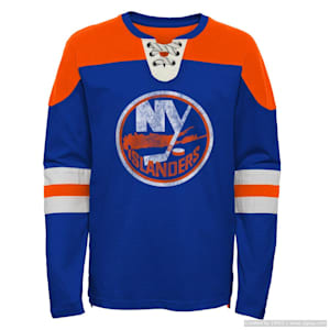 Adidas Goaltender LS Top - New York Islanders - Youth