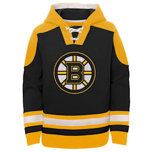 Adidas Ageless Must Have Pullover Hoody - Boston Bruins - Youth