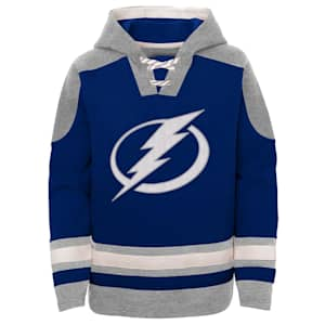 Adidas Ageless Must Have Pullover Hoody - Tampa Bay Lightning - Youth