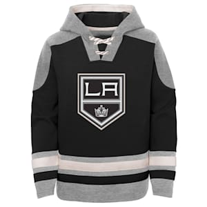 Adidas Ageless Must Have Pullover Hoody - Los Angeles Kings - Youth