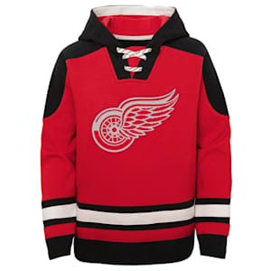 Adidas Ageless Must Have Pullover Hoody - Detroit Red Wings - Youth