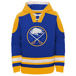 Adidas Ageless Must Have Pullover Hoody - Buffalo Sabres - Youth