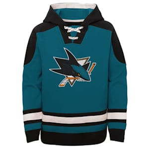 Adidas Ageless Must Have Pullover Hoody - San Jose Sharks - Youth